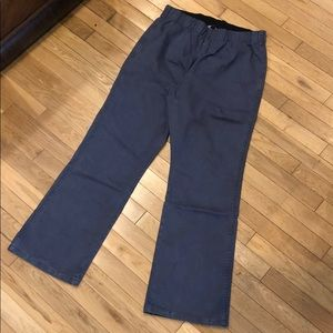 NWT Soft Surrounding pants bottom elastic